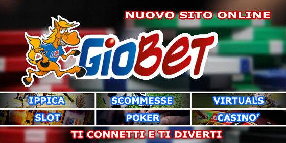E' attivo il nuovo SITO WEB che permette di effettuare tutti i tipi di giocate o scommesse autorizzate da AAMS: Sport, ippica, poker, skill games, casinò...