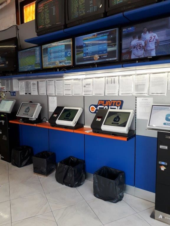 Banco self service